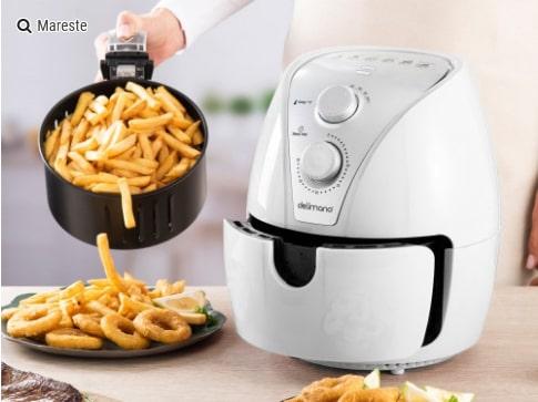 Cea mai buna friteuza cu aer cald