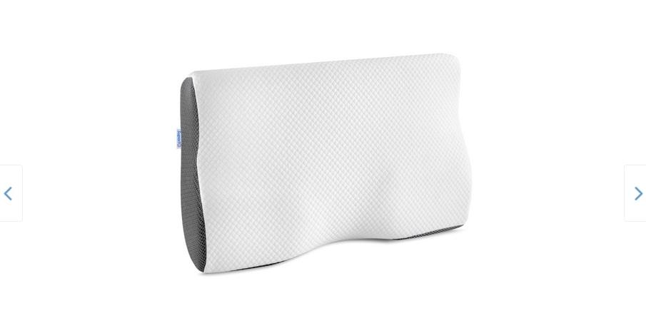 Cea mai bună pernă cervicală pentru dormitul pe lateral
