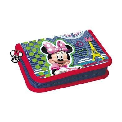 Penar de scoala Minnie Mouse echipat și cu fermoar